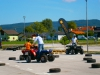 Quad Firmenevent Orange