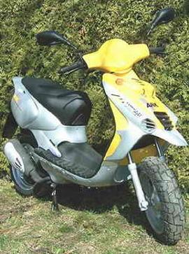 BETA ARK Roller 50 ccm