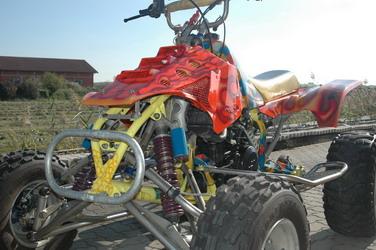 Quad RST 620 Gebraucht