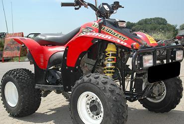 Polaris Trail Blazer 250 Gebraucht
