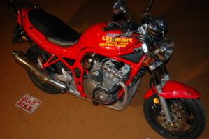 Bike mieten oder kaufen Bandit 600