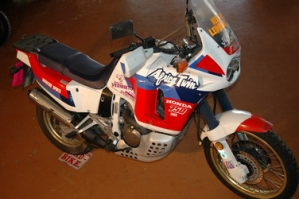 Bike mieten oder kaufen Honda Africa Twin 750