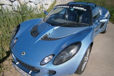 Lotus Elise Sportwagen mieten
