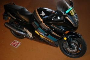 Motorrad mieten Honda CBR 1000