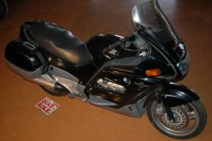 Motorrad mieten oder kaufen Honda Pan European 1100