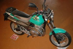 Motorrad mieten oder kaufen Honda SLR 650