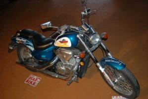 Motorrad mieten Shadow 600