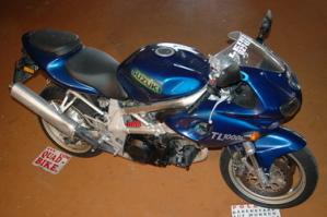 Motorrad mieten Suzuki TL 1000