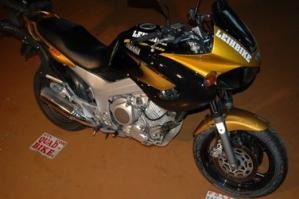Motorrad mieten TDM 850