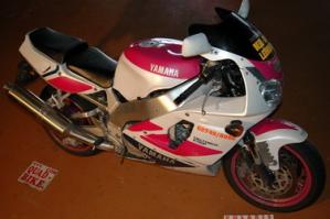 Motorrad mieten Yamaha YFZ 750