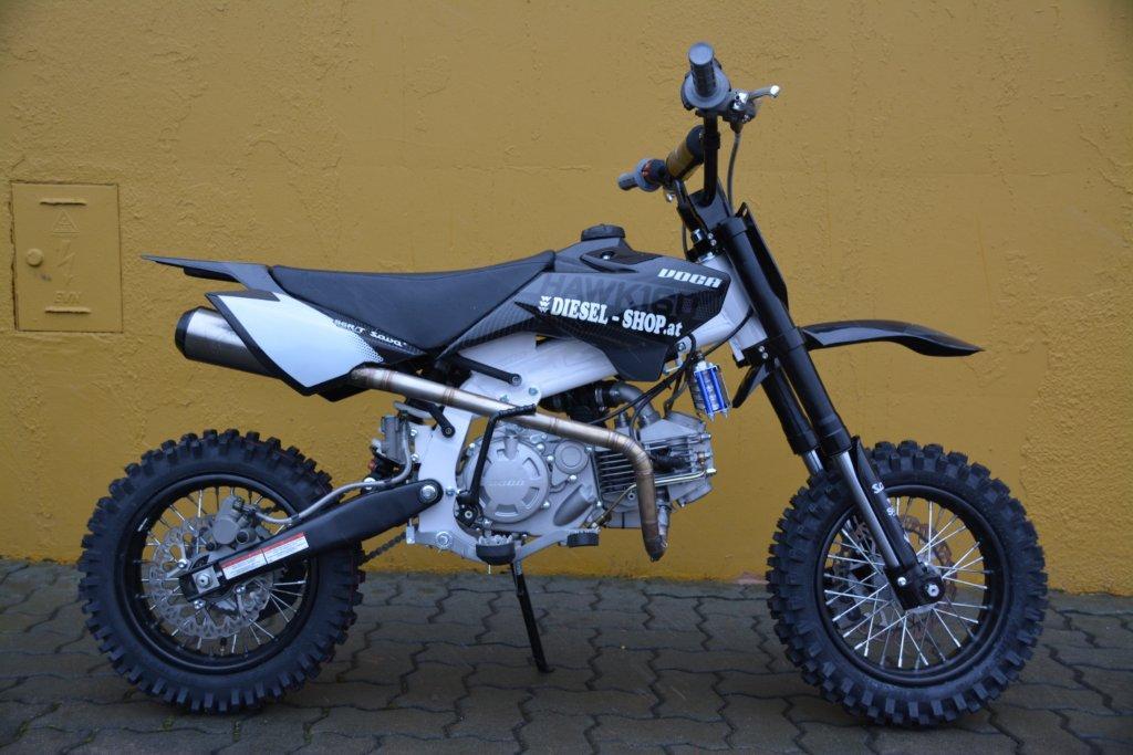 Pitbike Scrambler Hawk 160