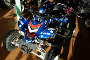 Yamaha Quad mieten