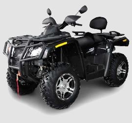 Hisun ATV 800 EFI