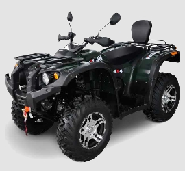 Hisun 700 EFI Quad/ATV