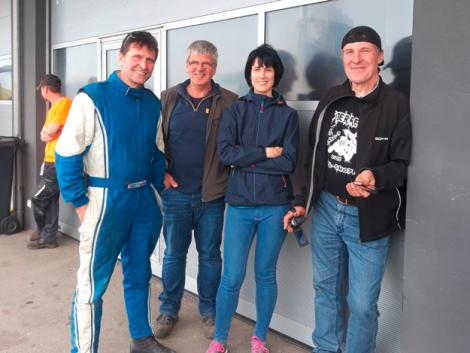 Diesel-Shop Team beim RallyCross 2018